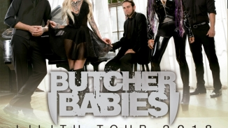 Lilith Tour 2018 - Butcher Babies - Eyes Set To Kill - Klogr