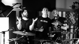 "Art Cruz special guest of the new video ""Technocracy"" + on tour with the band!"